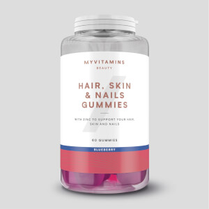 Myvitamins Hair Skin and Nails Gummies