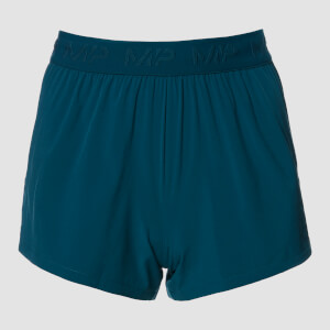 Essentials Training Energy Shorts - Deep Lake