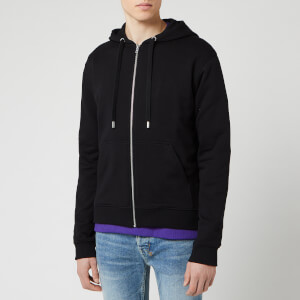 KENZO Men's Sport Zip Up Hoody - Black
