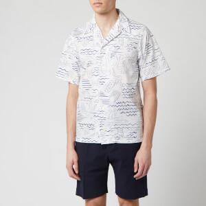 KENZO Men's Shirt - White