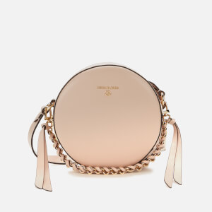 MICHAEL MICHAEL KORS Women's Delancey Mad Circle Cross Body Bag - Soft Pink