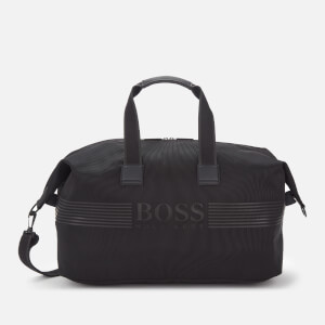 BOSS Hugo Boss Men's Pixel Holdall - Black
