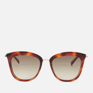 Le Specs Women's Caliente Sunglasses - Toffee Tort/Khaki