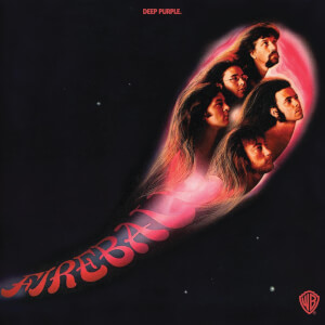 Deep Purple - Fireball LP