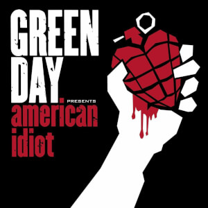Green Day - American Idiot LP