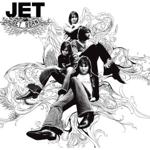 Jet - Get Born LP