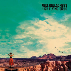 Noel Gallagher's High Flying Birds - Who Built The Moon? LP