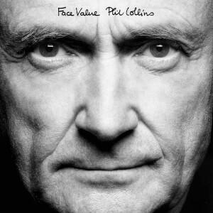 Phil Collins - Face Value LP