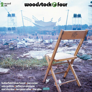 Various Artists - Woodstock Four LP