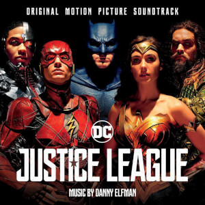 Justice League (Original Motion Picture Soundtrack) LP
