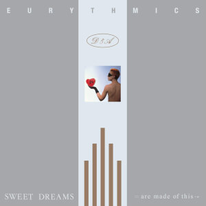 Eurythmics - Sweet Dreams (Are Made of This) LP
