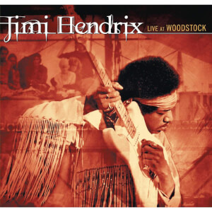 Jimi Hendrix - Live at Woodstock LP