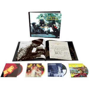 The Jimi Hendrix Experience - Electric Ladyland - 50th Anniversary Deluxe Edition LP