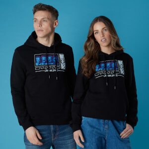 Sega Altered Beast Unisex Hoodie - Black