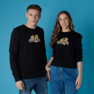 Sega Golden Axe Unisex Sweatshirt - Black