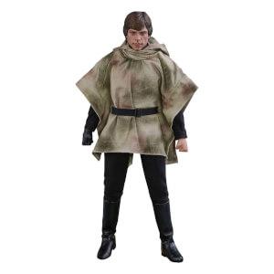 Figurine Articulée Empereur Palpatine Version Deluxe (à l'échelle 1/6) Star Wars Episode VI Movie Masterpiece 28cm - Hot Toys