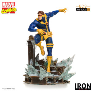 Iron Studios Marvel Comics BDS Art Scale Statue 1/10 Cyclops 22cm