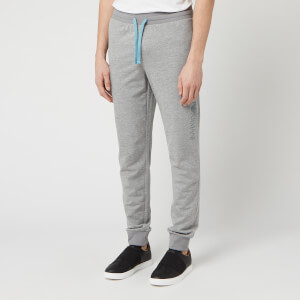 Emporio Armani Men's Terry Lounge Pant - Melange Grey