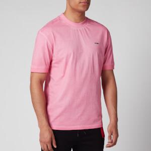 HUGO Men's Donight T-Shirt - Bright Pink