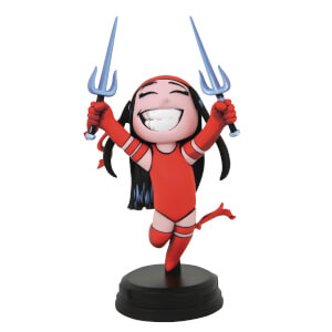 Diamond Select Marvel Animated Elektra Statue