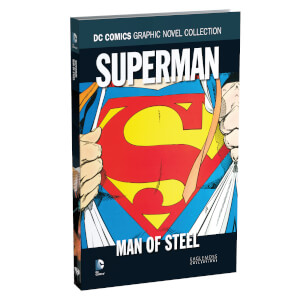 DC Comics Graphic Novel Collection - Man of Steel - Volume 10