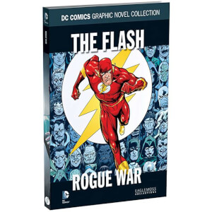 DC Comics Graphic Novel Collection - The Flash: Rogue War - Volume 39