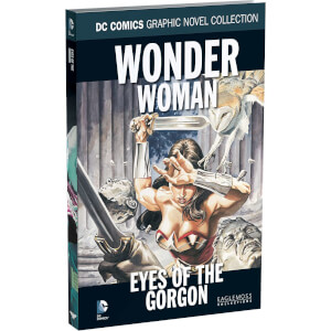 DC Comics Graphic Novel Collection - Wonder Woman: Eyes of the Gorgon - Volume 43