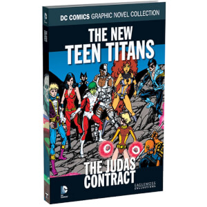 DC Comics Graphic Novel Collection - Teen Titans: The Judas Contract - Volume 53