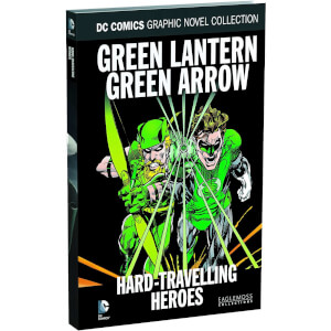 DC Comics Graphic Novel Collection - Green Arrow/Green Lantern: Hard Travelling Heroes - Volume 58