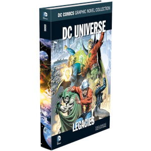 DC Comics Graphic Novel Collection - DC Universe Legacies - Special Edition 3