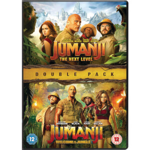 Jumanji: The Next Level & Welcome To The Jungle