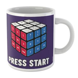 Press Start Mug