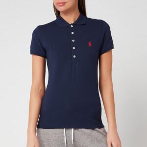 Polo Ralph Lauren Women's Julie Polo Shirt - Newport Navy