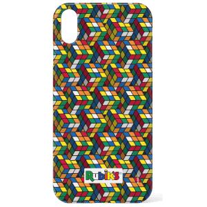 Rubik's Repeat Pattern Phonecase Phone Case for iPhone and Android