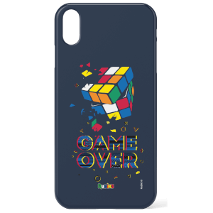 Game Over Shattered Rubik's Cube Phonecase Phone Case for iPhone and Android