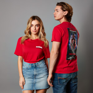 Rambo Unisex T-Shirt - Red