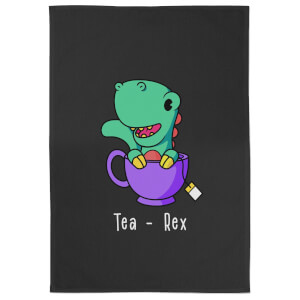 Tea - Rex Cotton Black Tea Towel