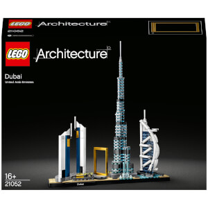 LEGO Architecture: Dubai Model Skyline Collection Set (21052)