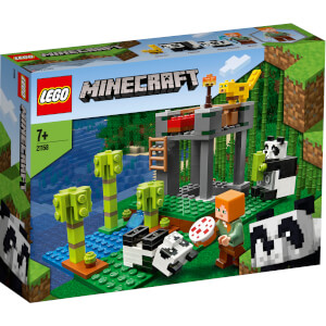 LEGO® Minecraft™: La garderie des pandas (21158)