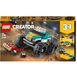 LEGO Creator: Monster Truck (31101)
