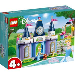 LEGO Disney Princess: Cinderella's Castle Celebration (43178)