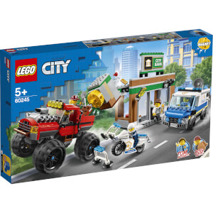 LEGO City Police: Police Monster Truck Heist (60245)