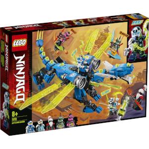 LEGO® NINJAGO®: Le cyber dragon de Jay (71711)