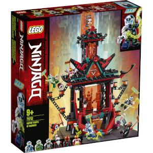 LEGO® NINJAGO®: Le temple de la folie de l'Empire (71712)