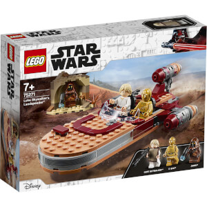 LEGO® Star Wars™: Le Landspeeder™ de Luke Skywalker (75271)