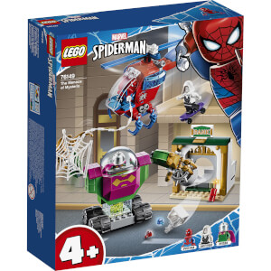 LEGO Super Heroes: The Menace of Mysterio (76149)