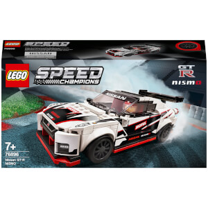 LEGO Speed Champions: Nissan GT-R NISMO Car Set (76896)