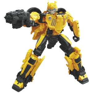 Transformers Studio Series, classe Deluxe, figurine Offroad Bumblebee