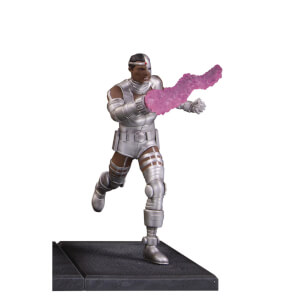 DC Collectibles DC Comics Teen Titans Cyborg Multi Part Statue