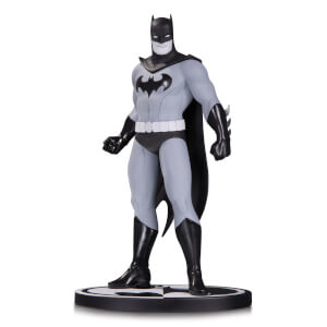 DC Collectibles DC Comics Batman Statue By Amanda Conner - Black & White Variant